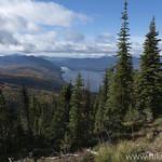 Lake McDonald and Snyder Ridge