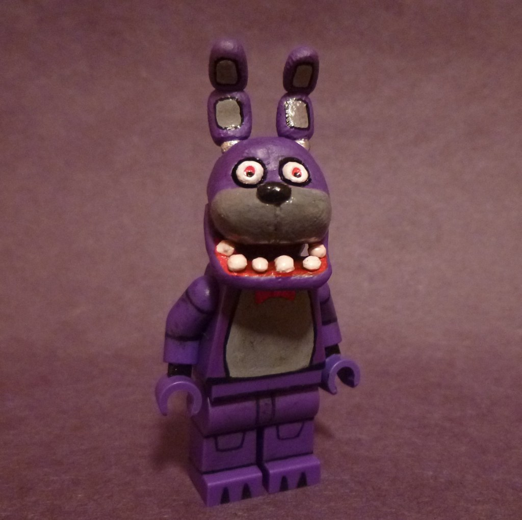 Lego Five Nights at Freddy's: Bonnie | As some of you know