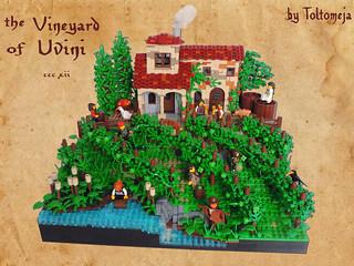 The Vineyard of Uvini | by Toltomeja