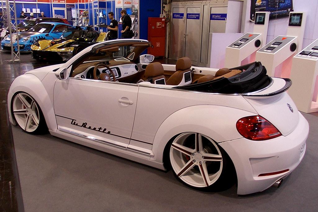 vw beetle convertible tuning essen motor show 2014 flickr. Black Bedroom Furniture Sets. Home Design Ideas
