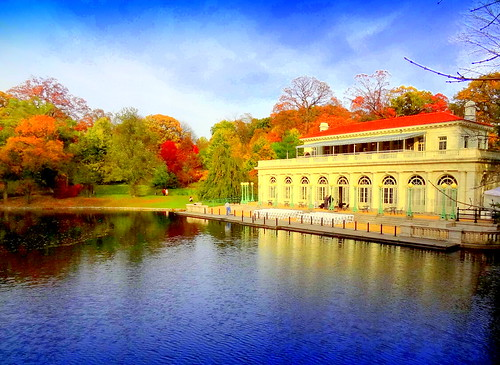 newyork brooklyn image boathouse dmitriyfomenko fall42014