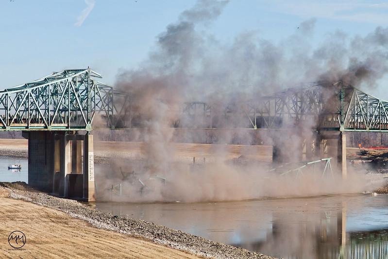 08 Chain of Rocks Bridge Demolition