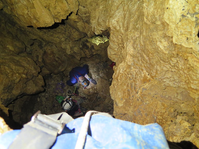 Cueva Del Falso Tributario