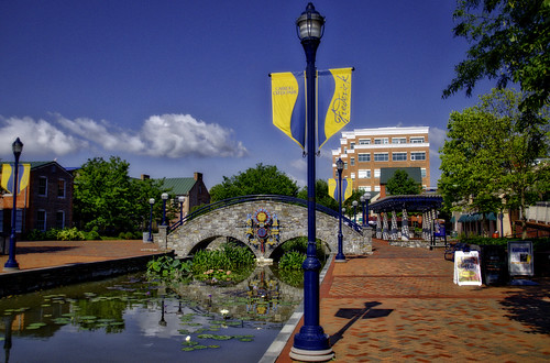 Carroll Creek Park Frederick (MD) July 2016 | by Ron Cogswell