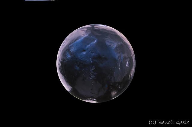 Planète BX  '' BLUE PLANET '' Canadian Project