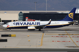 EI-DYT. Ryanair. B-737/800. PMI.