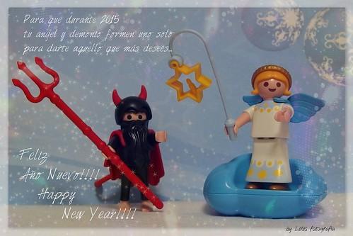 Feliz Año  Nuevo- Happy New Year 2015 | by Leles14