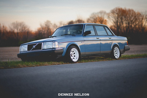 Volvo 240 | by Dennis Nelson Photography