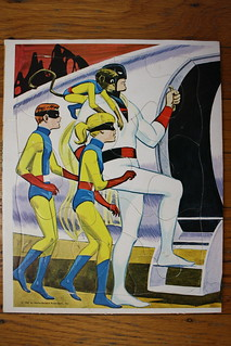 Space Ghost Puzzle 3 (Whitman 1967) | by Donald Deveau