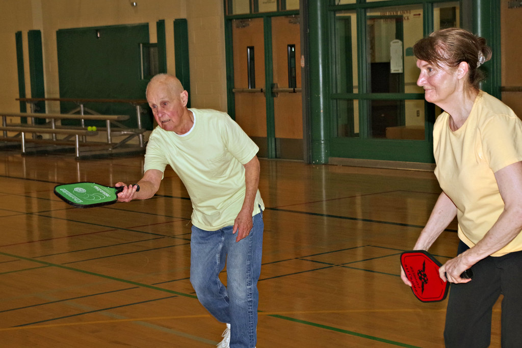 Senior Sports