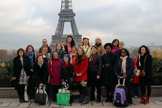 Paris Spoolette Meet-Up November 2014 | by English Girl at Home