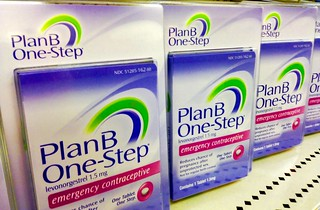 """Plan B"", One Step, Emergency Contraceptive Levonorgestrel 
