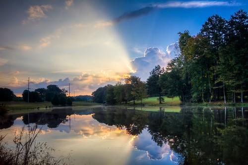 sunrise hdr unioncountync topazdenoise photomatix5 brycehoover hoovdaddy 3clixpix r3v00h3cyr8