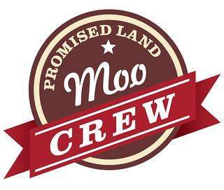 Promised Land Diary Moo Crew Logo | by dickdavid
