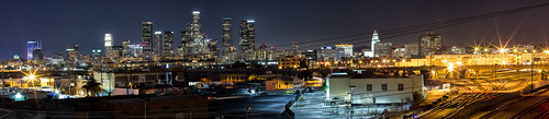 california city bridge sky skyline night clouds canon landscape photography 50mm lights los downtown cityscape angeles panoramic socal citylights