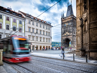 Tram Movement In Prague | by traxxaxss