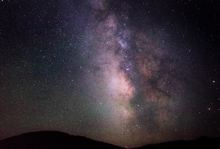 Milky Way at the Inyo National Forest | by ragav_venkatesan