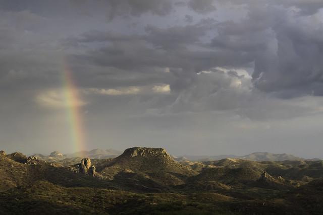 California Gulch, Arizona