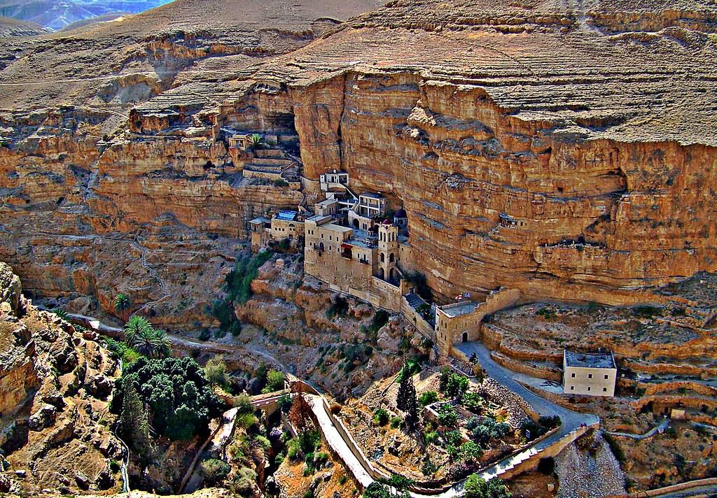 ISRAELE - MONASTERO DI SAN GIORGIO IN KOZIBA | Israele (West… | Flickr