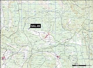 SAL_05_M.V.LOZANO_POZO LA TEJERÍA_MAP.TOPO 1