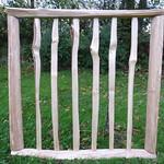 Rustic Decking Panel