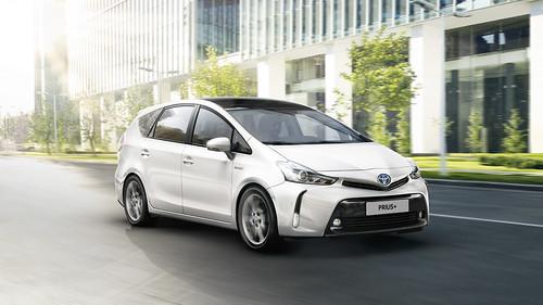 Toyota Prius+ 2014 Exterior