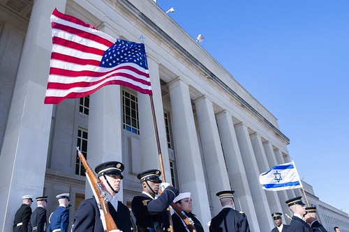 IDF Chief of Staff Visits Washington D.C. | by Israel Defense Forces