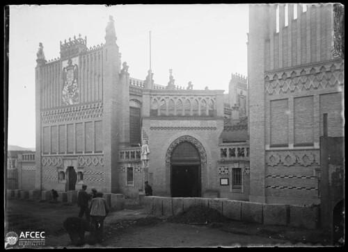 Escuela de Artes de Toledo a comienzos del siglo XX. Autor Desconocido   © Centre Excursionista de Catalunya