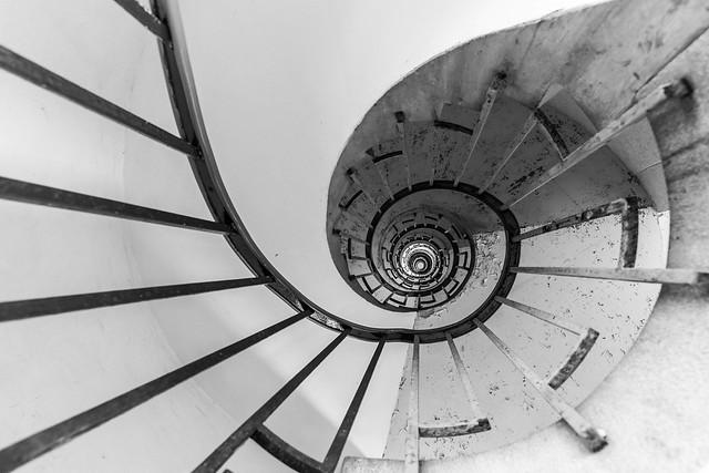 Sivill Tower Spiral (below)