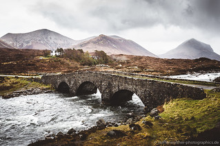 Bridge at Sligachan | by Steffen Walther