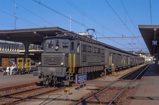 SBB Ae4/7 11021