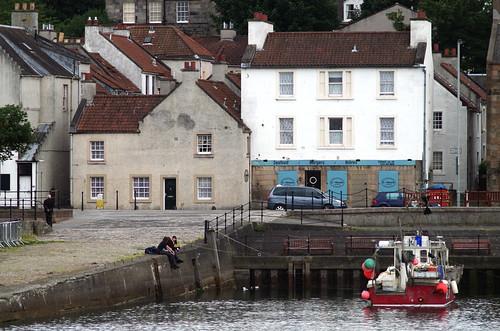 Edinburgh waterfront