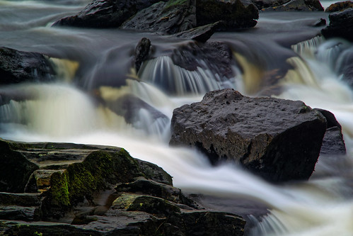 longexposure closeup scotland waterfall fallsofdochart killin greatphotographers nikonflickraward
