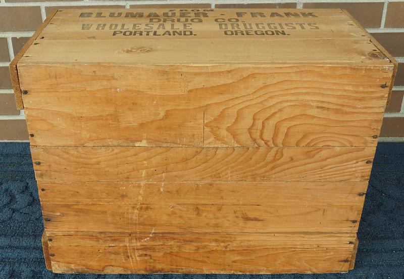 RD3012 Blumauer Frank Drug Crate DSC02231