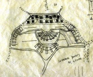 first bowl site plan