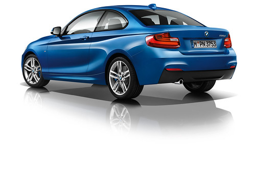 2015 BMW 2er  Coupe M Sport | by Az online magazin