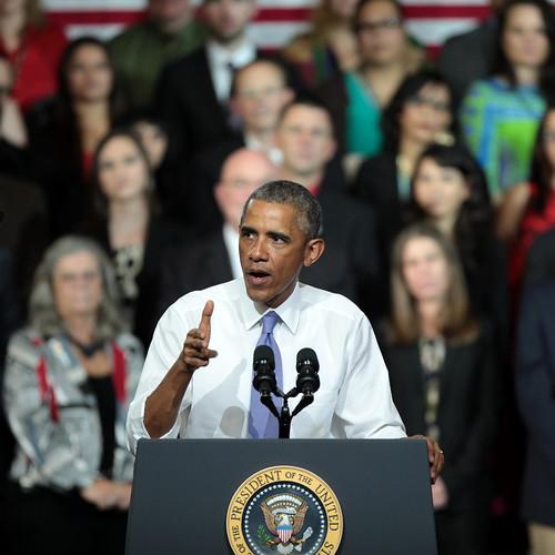Barack Obama | by Gage Skidmore