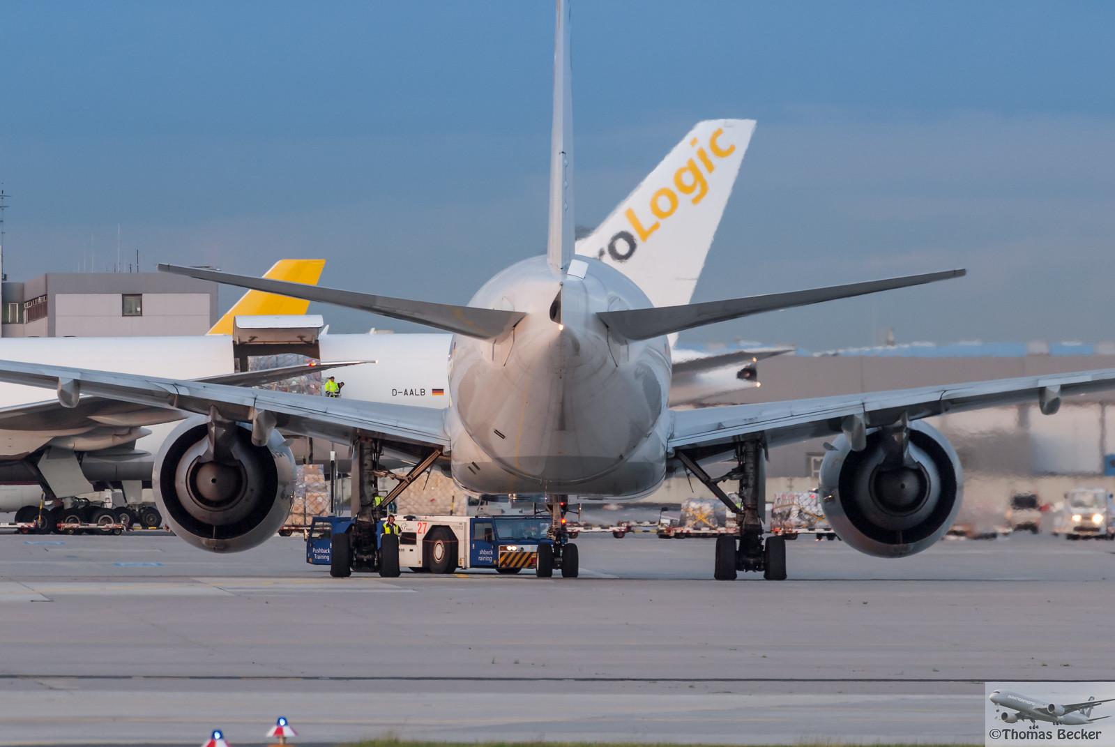AeroLogic Boeing 777-FZN D-AALF (81899)
