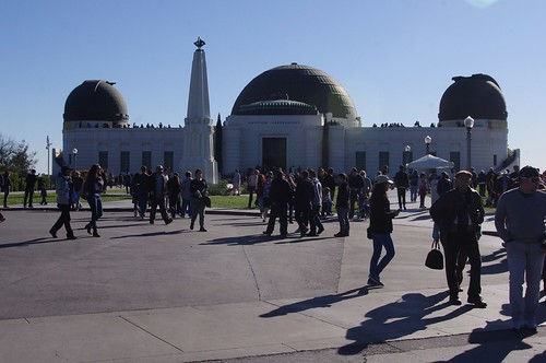 Griffith Observatory | by Dave Hamster
