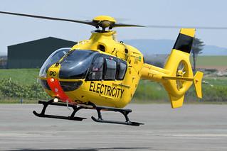 Eurocopter EC135 P1, G-WPDC   by WestwardPM