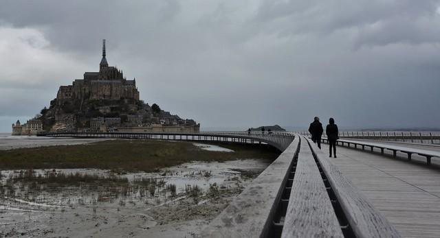Mont Saint-Michel 4