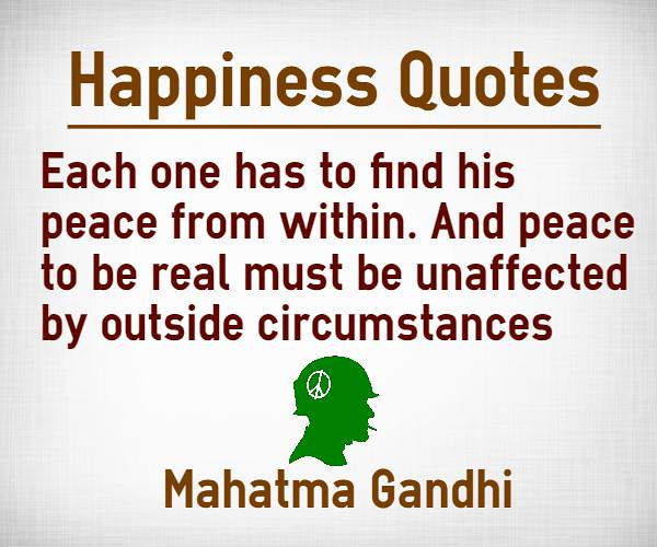 Happiness Quotes Peace From Within Quotes Sharehappiness Q Flickr