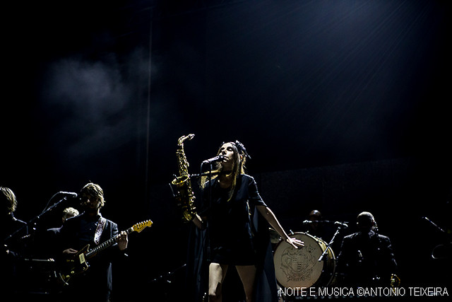 PJ Harvey - NOS Primavera Sound '16