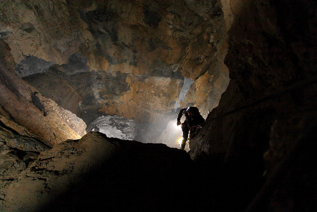Main Drain Cave