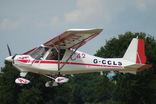 G-CCLS Ikarus Comco C-42 [PFA 322-14050]