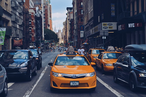 Yellow Cab. | by saul1494
