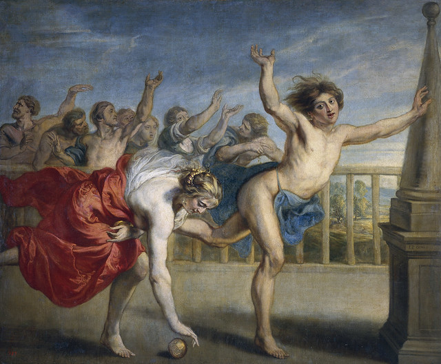 +1637: Atalanta e Hipómenes