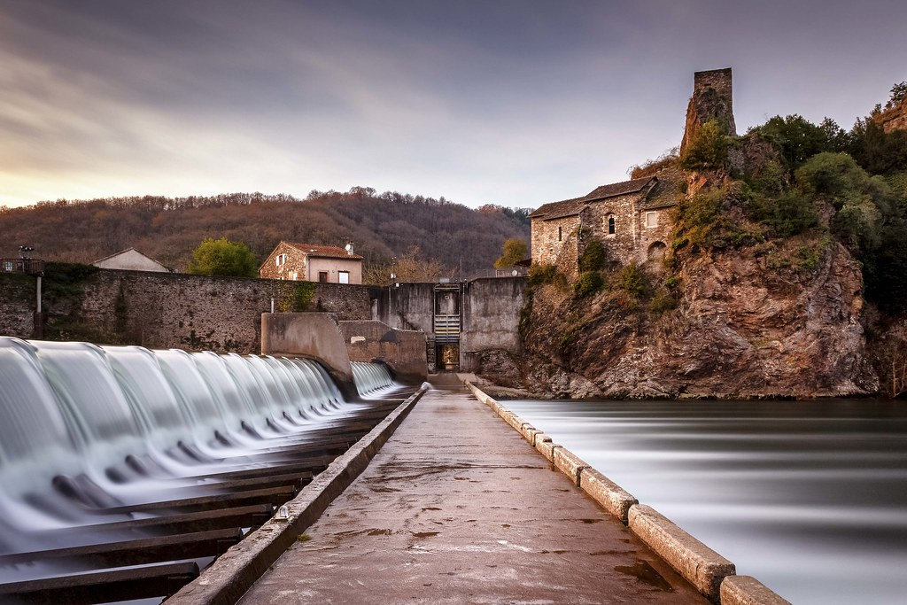Waterfall of Ambialet #explore