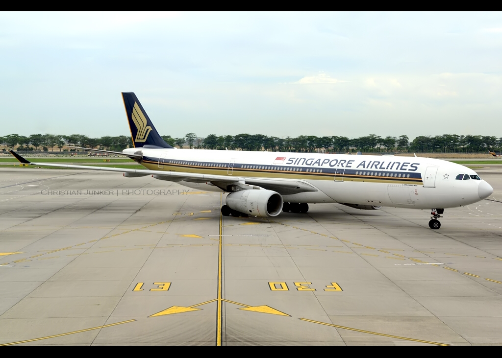 A330-343 | Singapore Airlines | 9V-STC | SIN