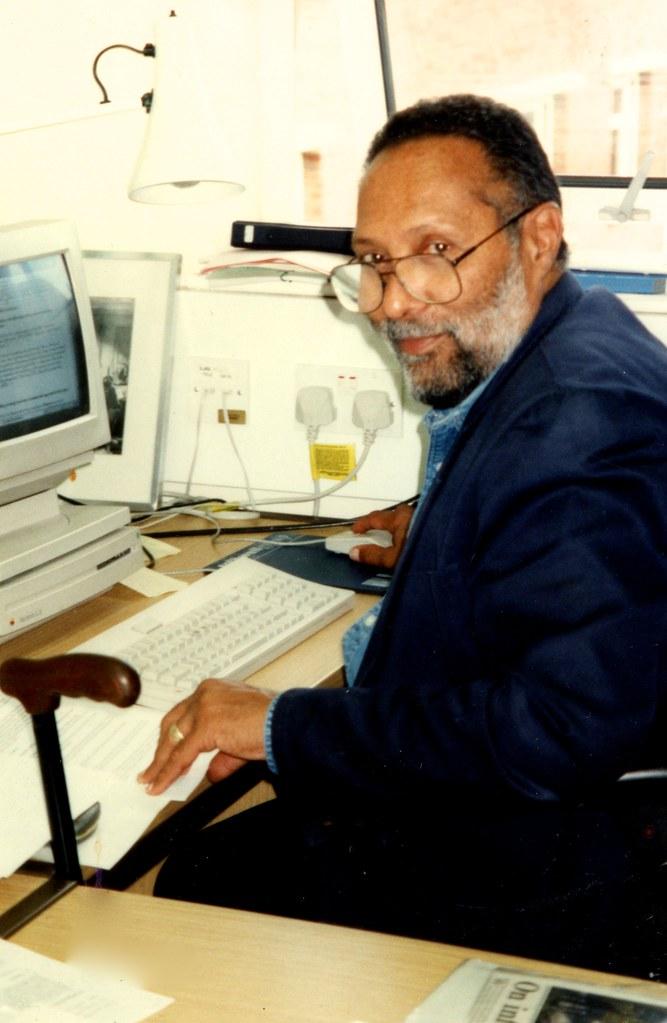 Professor Stuart Hall | Professor Stuart McPhail Hall FBA, l… | Flickr